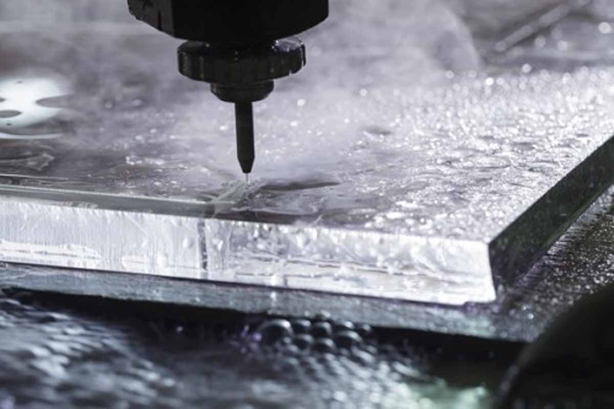 CNC Water Jet Cutting